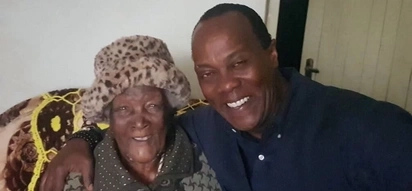 Heartbreak as Jeff Koinange's 117 year-old grandmother dies
