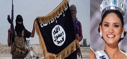 Shocking ISIS video calls for terrorists to ATTACK Miss Universe contest in PH!