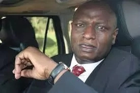 Why Kanu vows to teach Charles Keter bitter lesson over Kericho by-election