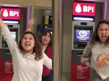 Masayahin talaga! Filipinos get really 'Happy' after the BPI ATM chaos
