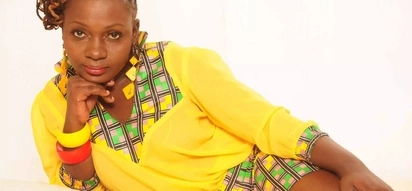 Nyota ndogo shows off her grown pregnancy in an Instagram video