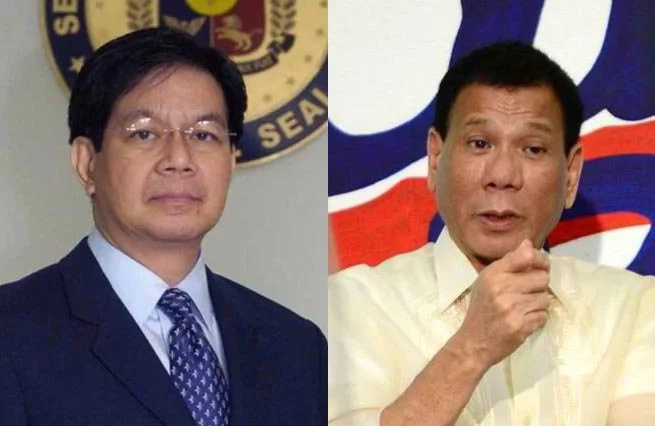 Lacson: Duterte can't dictate