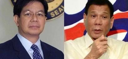 Lacson: Duterte can't dictate