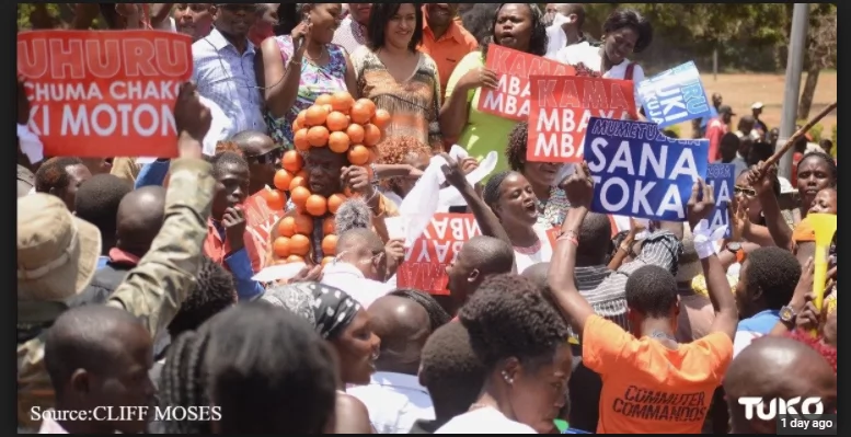 They broke both his legs- wife of NASA supporter ploughed by car during anti-IEBC demonstrations
