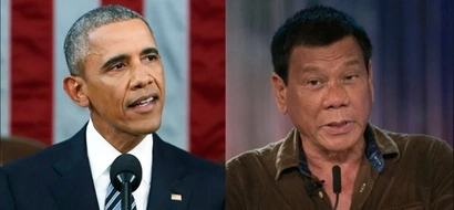 Duterte prepared to DEFEND drug war to Obama