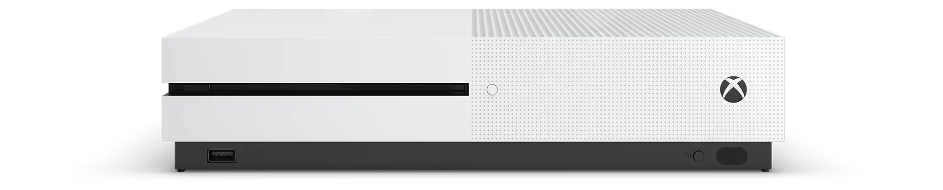 Microsoft presentó la nueva Xbox One S