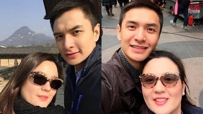 Sunshine Dizon denies reconciliation with Timothy Tan