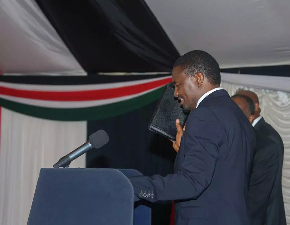 Let Raila Odinga vie once again, two ministers tell CORD