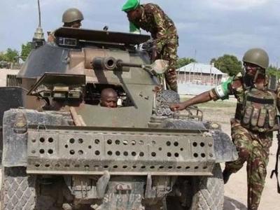 Kikundi cha al-Shabaab chashambulia wanajeshi wa KDF