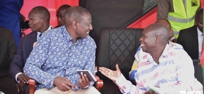 William Ruto sounds tough warning to school heads demanding fees from day- scholars