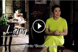 This is what you should not do when cooking authentic Bicolano Laing