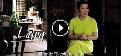 Here is how to cook an authentic Bicolano Laing