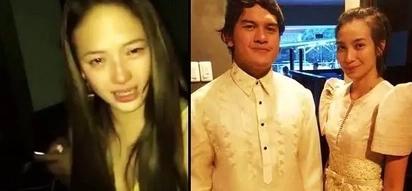 Heartbroken Ellen Adarna reveals reason for final breakup with Baste Duterte: 'I don't deserve that'