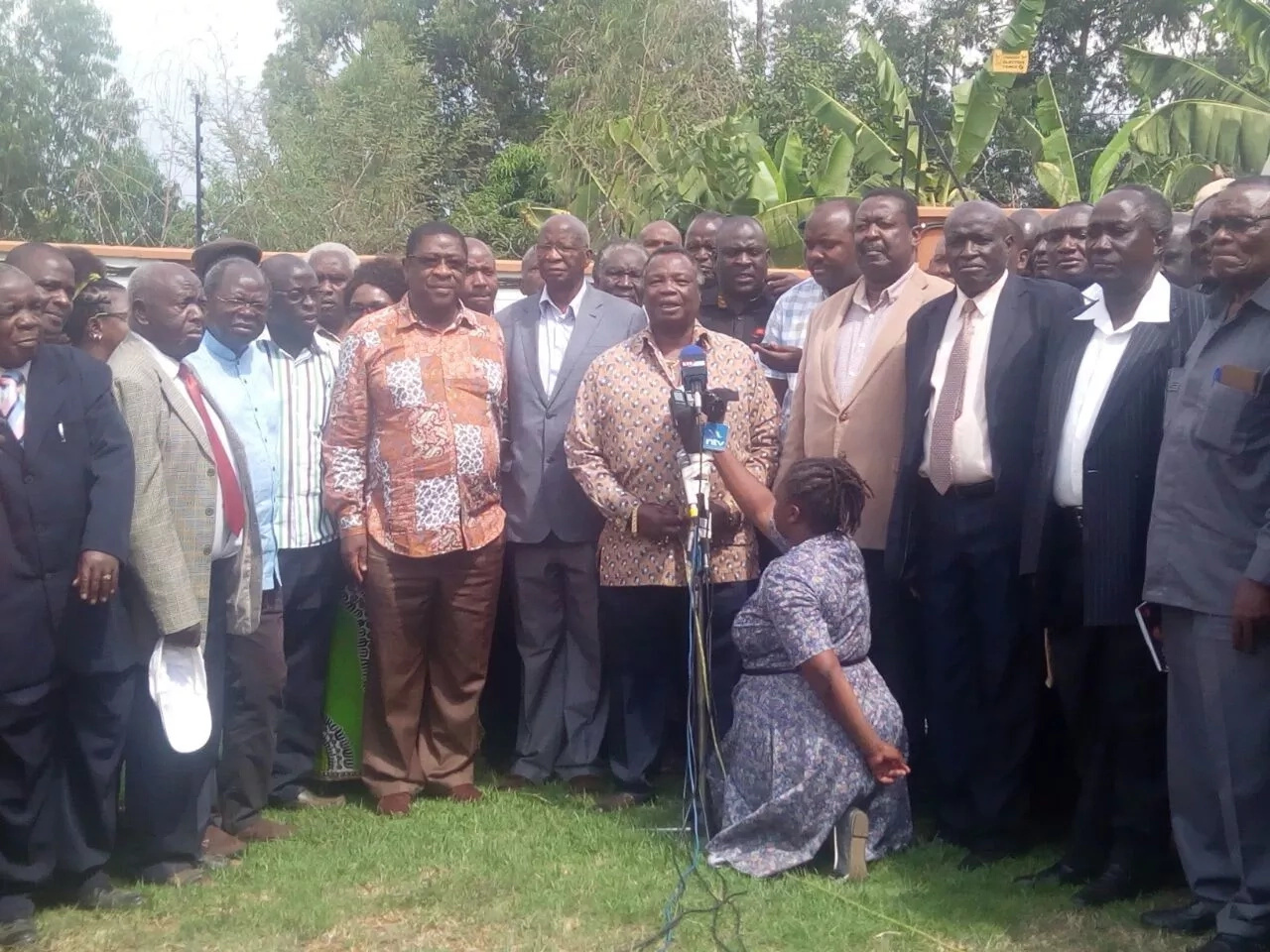 Mudavadi still best for 2022 presidency - Francis Atwoli declares days after withdrawing his support for the NASA leader