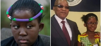 Meet Queen, 12, who has rainmaking powers and is South Africa's only female traditional ruler