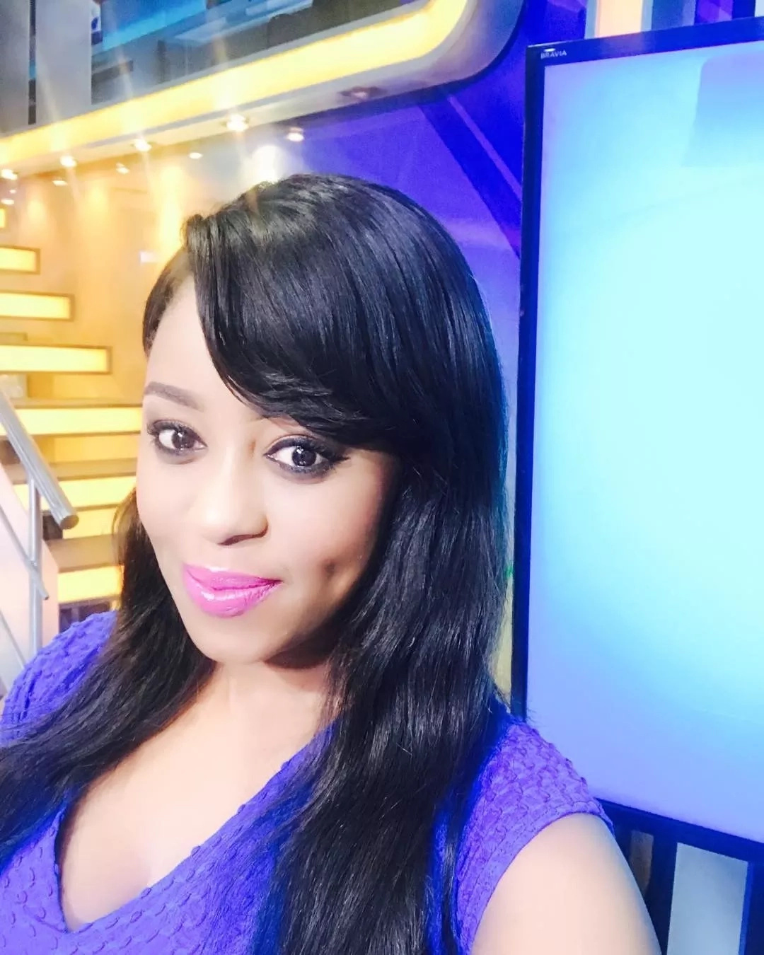 9 irresistible times Citizen TVs Lilian Muli has left team mafisi gasping for air with her killer dimples