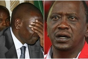 Biggest losers in Jubilee party at the close of party primaries