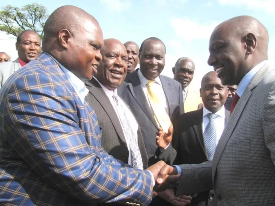 DP Ruto poaches second CORD Senator from Raila Odinga
