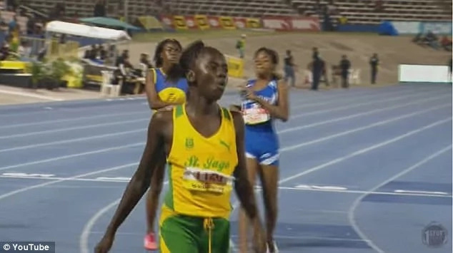 Girl, 12, sets astonishing RECORD in 200m race and sparks comparisons to Usain Bolt (photos, video)