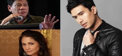 Respeto lang: Supportive Christian Bautista defends embattled Agot Isidro from bashers