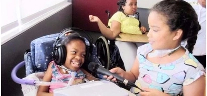 Radio station run by kids helps to lift spirits of sick children at hospital