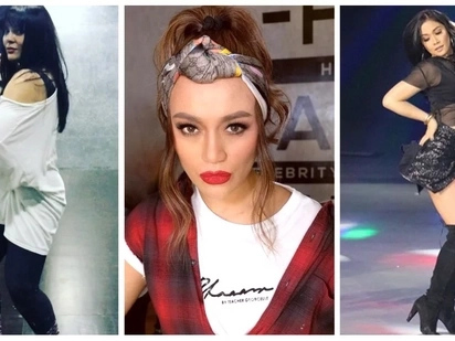 Teacher Georcelle of 'G-Force' reveals her top 5 best celebrity dancers! Who's made it to her list?