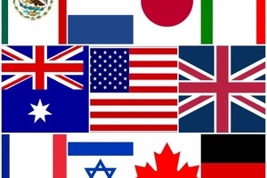 11 US-friendly countries aside from the PH