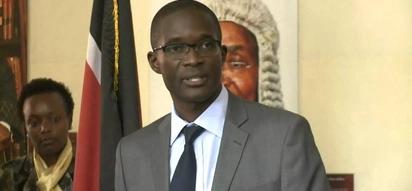 Huenda Chiloba akaondoka IEBC wikendi hii - Mwelekezi wa Uchaguzi wa ODM Junet Mohamed