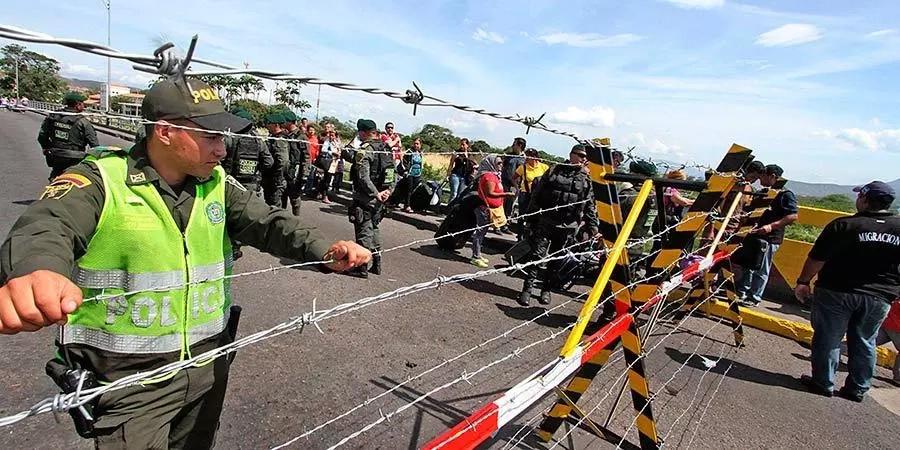 La frontera con Venezuela no abrirá este fin de semana