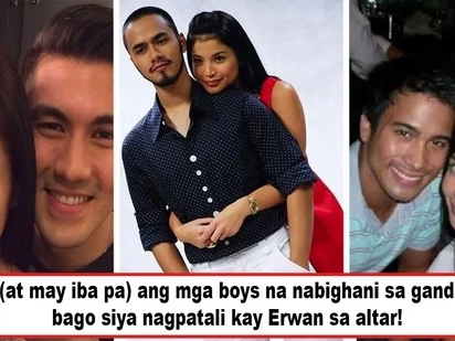 Before Erwan, may mga nang-iwan at iniwan! Meet the 5 exes of Anne Curtis before she finally decided to say 'I do'