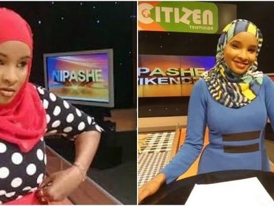 Mtangazaji wa Citizen TV Lulu Hassan amtumia BWANAKE ujumbe wa kipekee (picha)