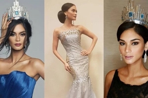 9 times Pia Wurtzbach looked astonishingly regal as Miss Universe