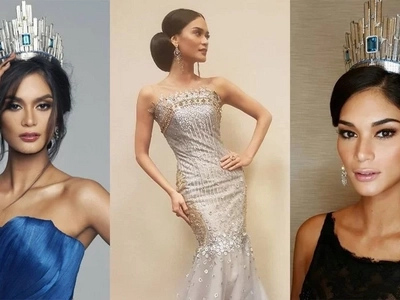 9 regal looks of the reigning Miss Universe Pia Wurtzbach