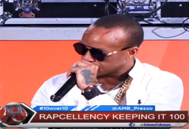 Me and Jaguar are cool - CMB Prezzo finally puts to rest longstanding beef with Starehe MP