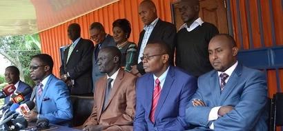 Ababu Namwamba set to lose his seat and ODM was serious