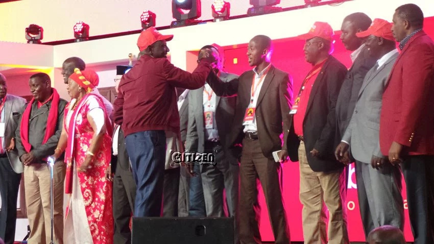 Uhuru Kenyatta's campaigns in central Rift Valley hit a snag