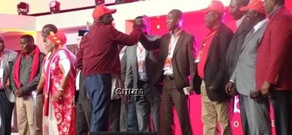 Naibu wa Rais William Ruto matatani katika ngome yake ya kisiasa.