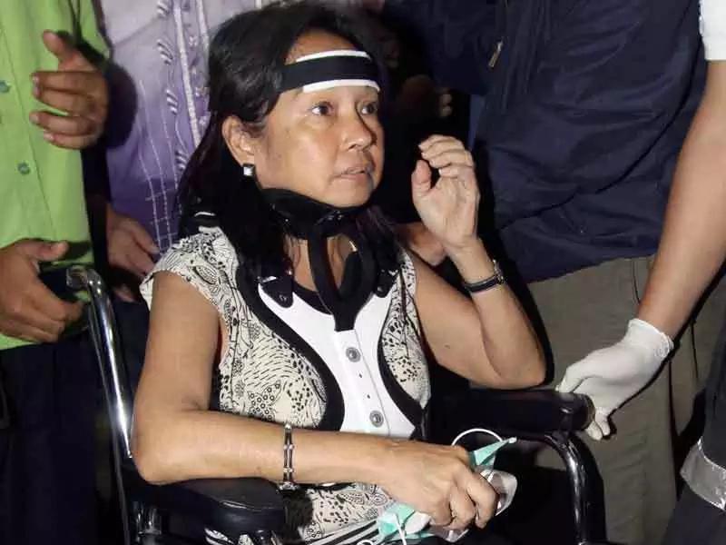 SC acquits ex-President Gloria Macapagal Arroyo