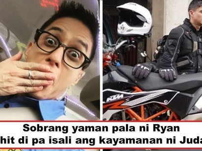 Di lang si Juday ang mayaman, si Ryan din! Low-profile Ryan Agoncillo builds his own fortune without relying on his famous wife's earnings