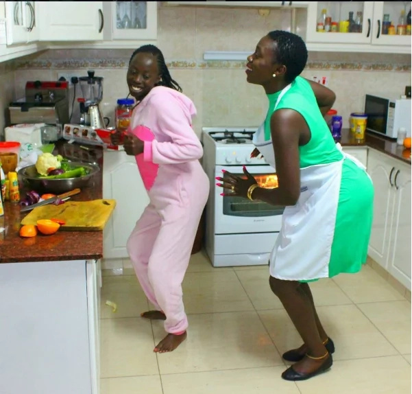 11 photos of Akothee that prove she is a SUPER 'single mum'