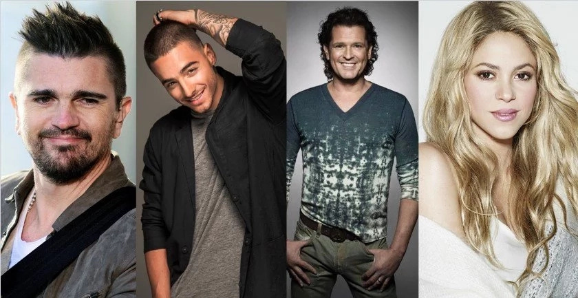 Vidente que predijo la tragedia del Chapecoense asegura que a uno de estos 4 cantantes colombianos le va a pasar algo muy malo
