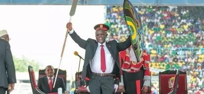 Magufuli akosa kuhudhuria sherehe za kuapishwa kwa Uhuru, amtuma naibu wake
