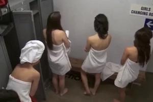 Watch: 'Boys in the girls locker prank' leaves customers bewildered!
