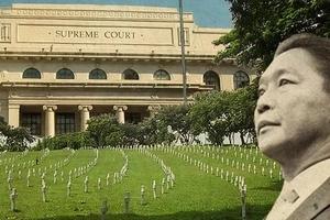 Itigil n'yo 'yan! Lawyer tags preps for Marcos' burial at LNMB as contemptuous