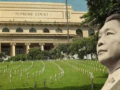 Itigil n'yo 'yan! Lawyer tags preps for Marcos' burial at LNMB as contemptuous