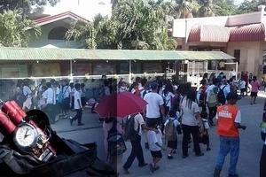 Nagkalat ang bomba sa Pinas! Bomb scare hits elementary schools in Laguna