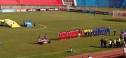 Harambee Stars Stun Cape Verde In World Cup Qualifiers