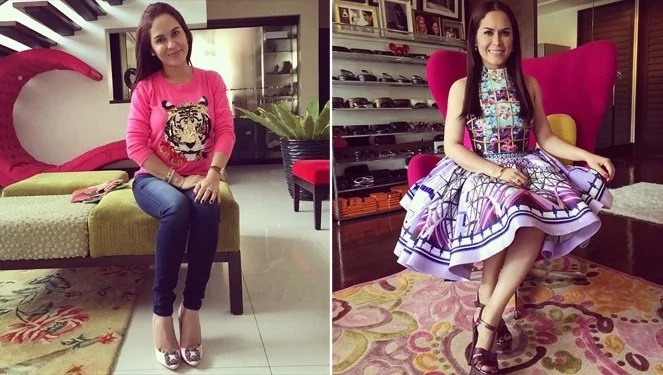 Jinkee Pacquiao's boutique is for the elite of society