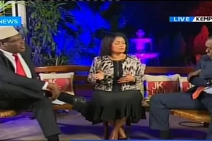 MP viciously attacks Jeff Koinange following the Miguna-Passaris drama