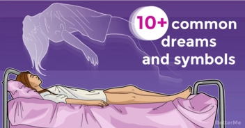 10+ common dreams and symbols and why they may be important
